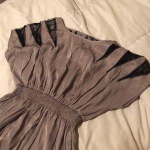 Dresses - Silver dress